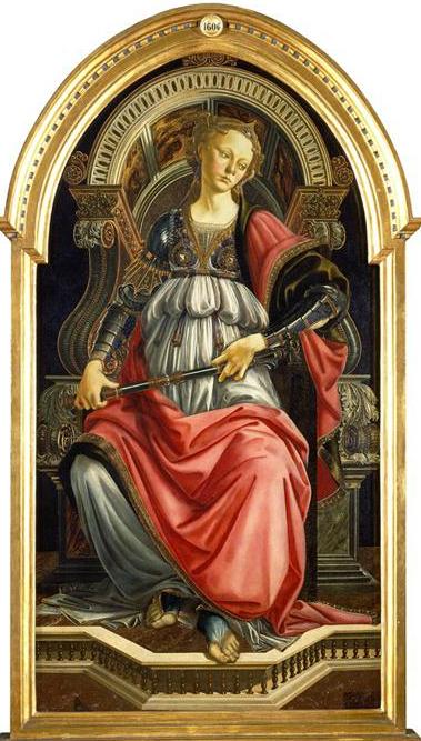 Botticelli, Fortitude